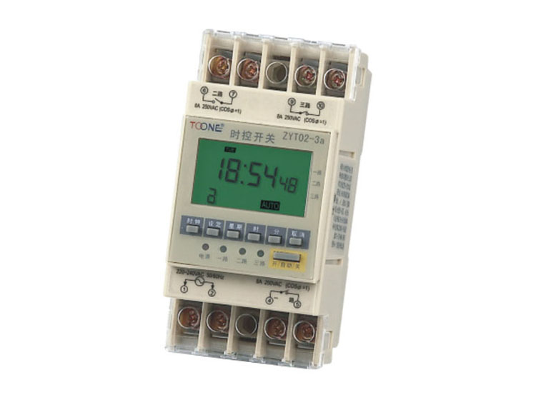 低压控制器-卓一微电脑时控开关时间控制器